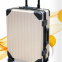 Custom Size 22 Inch Luggage With Shock Resistant Cotton
