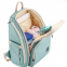 Waterproof Travel Mom Back Pack Eco-Friendly Material Baby Changing Bag Backpack Mummy Diaper Bag
