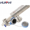 Magnetic 4-20 mA hydrostatic flap float level transmitter