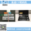 UV inkjet system - flexible packaging feed bag sticker clothing tag scratch card UV inkjet machine