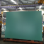 3mm single coated green & grey painting aluminum mirror sheet