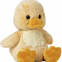 PLUSH EASTER YELLOW DUCK TOYS