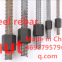 PSB500 grade 20/22mm high tensile threaded bars for building