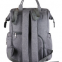 Multi-function canvas large capacity traveling diaper backpack mummy bag manufacturer