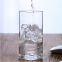 Comfortable High Quality Square cheap glass water cup