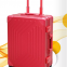 Soft Luggage For Travel / Holiday Metal Zipper