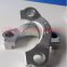 High quality SAE split flange clamp light heavy duty carbon steel split high pressure flange F H hydraulic split flange pressure plate