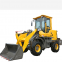 1.2 ton 4x4 wheel loader ET926 front end loader 0.8m3 bucket