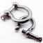 Highly Polished European Shackle Swivel Shackle Stainless Steel Shackle 2 Ton
