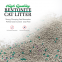 Export bentonite ball type cat litter dust less clusters are not exposed