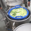 Dates and leafy vegetables washing machine