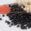 wholesale crushed glass seed beads aquarium landscaping 1-3mm black aggregates glass bead
