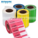 SINMARK Color series Single row cable labels tags