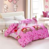 Ahri design super soft factory price high quality luxury quilt thick quilt handmade patchwork quilt