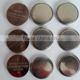 cr2032 lithium coin cell battery, CR2450,CR1025, CR1616, CR1620,