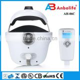 CE Rohs Approved 10 Replaceable Heads Far Infrared Electric Vibrating Massager , Electric Hand Massager