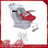 Fashionable Backwash Shampoo Chair Barber Shop Furniture Hairdressing Salon Beauty Equipment