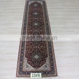 3x12 ft' Oriental carpet of boutique handmade islamic prayer rug