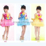 Wholesale girls christmas dance costumes modern dance costumes for kids dance costume for christmas