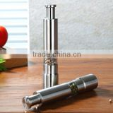 Original Pump and Grind Stainless Steel Manual mill Pepper mill