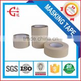 Colorful masking tape jumbo roll reist 60-120c