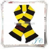 Soccer Football Fan Scarf Wholesale football sports customized acrylic scarf