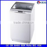 10KG top loading automatic washing machine with CB SASO EER from China