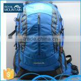 China OEM customize outdoor hiking camping 8347 38L practical kids backpack with great price