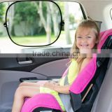 Nylon Mesh Car Side Window Sunshade for UV Protection