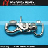 Durable metal hooks alloy snap hook clasps for dog leashes