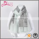 Organic Cotton Circle Soft Light Weight Solid Scarf for Girls Scarf for Women Scarf for Men