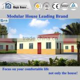 Good Quality easy assembled foamed cement panel two bedroom prefabricated house                                                                                                         Supplier's Choice