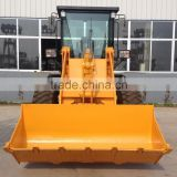 2.5ton mini wheel loader/construction equipments/road machinery/ZL925 wheel loader/shovel loader with snowblower/2500kg loader