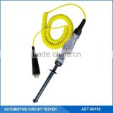 12V Auto Circuit Tester/Detector With Hook Heavy Duty Probe and Coil Cord, Auto Voltage Detector