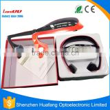 2016 Hot Sale Wireless two way radio bone conduction earpiece microphone
