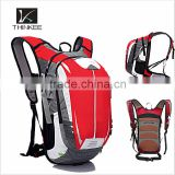 Korean style fashion school dacron backpack good quality 2015