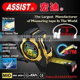 2m 3m 5m 7.5m 10m ABS steel measuring tape                                                                         Quality Choice
