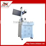 CE FDA fiber laser marking machine /10W 20W laser generator/business card laser marking machine