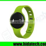 Bluetooth Smart Bracelet Wristband Pedometer Waterproof Design with Phone Anti-loss Function