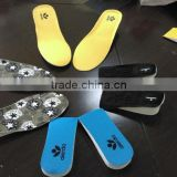 Comfortable EVA foam height increase insoles for shoes