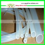 Inflatable silicone rubber led silicone tube
