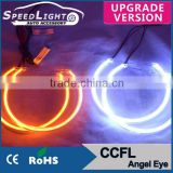 Speedlight For BMW E36/E39/E46 2D/E46 Compact/E46 Non projector/E46 Car CCFL Angel Eyes CCFL Lamp Auto CCFL Angel Eyes                                                                         Quality Choice