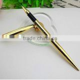 High quality gold-plating table ball pen