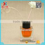40ml high quality cube fragrance aroma diffuser glass bottle                                                                                                         Supplier's Choice