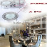 2014 best price top quality 3*2w led under cabinet light lamp, led kitchen cabinet lighting 3835 SMD