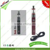 Ocitytimes New invention replacement coil e-cigarette Sub Star kit Most popular ego twist custom vaporizer pen