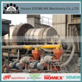 Rotary Pulverized coal powder burner for asphalt batching plant; asphalt plant coal burner