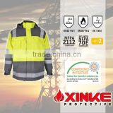 Xinke reflective safety workwear with high visibility reflective tape                                                                         Quality Choice