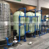 6TH one stage sodium ion exchanger RO system/Prefilter RO system/BW30-400 RO membrane RO system