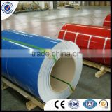 PVDF Aluminium Coated Coil for curtains wall of high class building